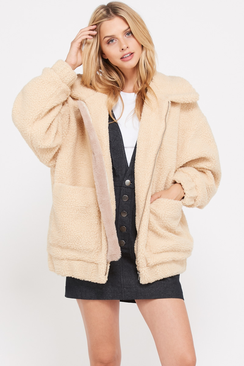 Teddy Bear Jacket  - orangeshine.com