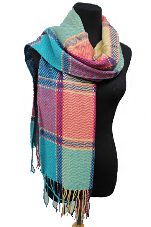 Weave Soft Knit Scarves - orangeshine.com