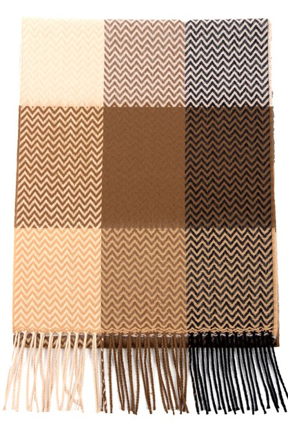 Softer Than Cashmere Scarf - orangeshine.com