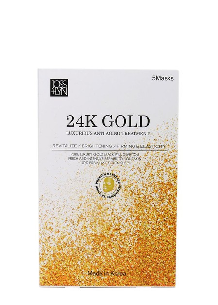 JOSS LYN 24K GOLD MASK SHEET - orangeshine.com