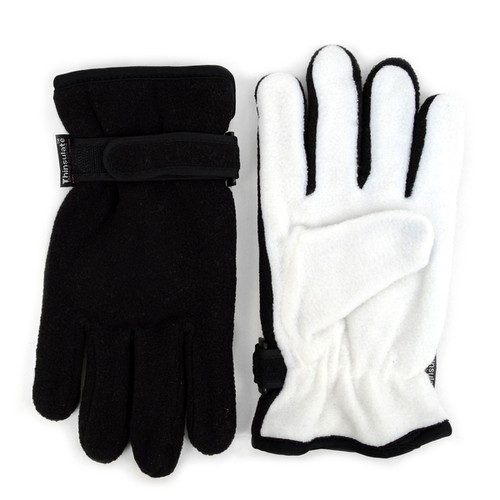 12pc Men Fleece Winter Gloves - orangeshine.com