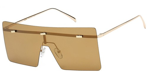 Rimless Sunglasses - orangeshine.com