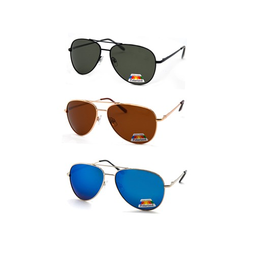 Polarized Aviator Unisex  - orangeshine.com