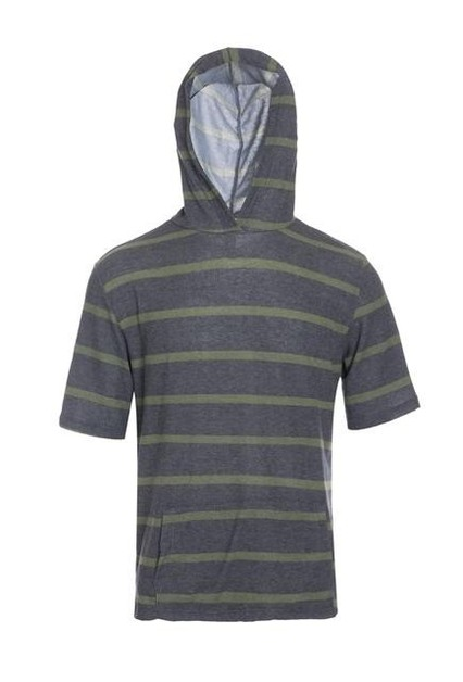 HOODED STRIPED SHOR - orangeshine.com