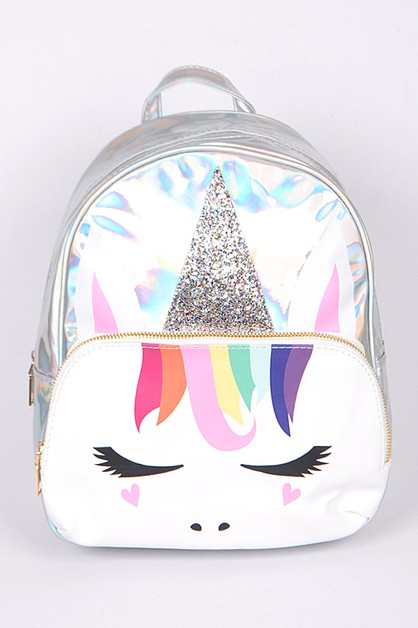 Lovely Unicorn Backpack - orangeshine.com