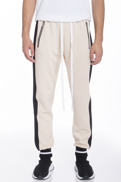 HEAVY WEIGHT TRACK PANTS - orangeshine.com