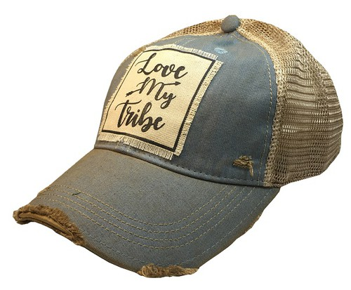 Love My Tribe Trucker Hat - orangeshine.com