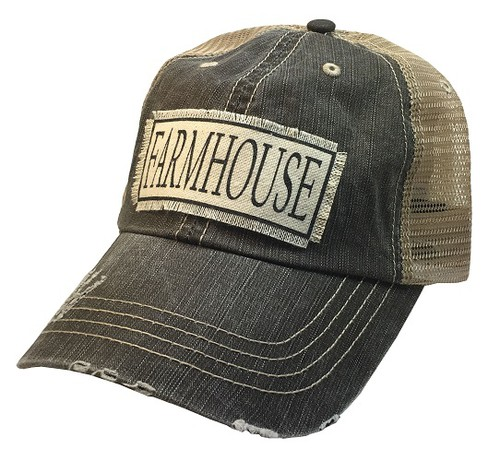 FARMHOUSE Trucker Hat - orangeshine.com