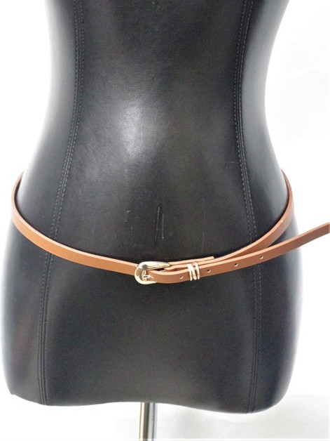 skinny long belt - orangeshine.com