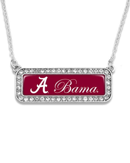 University of Alabama Logo Necklace - orangeshine.com