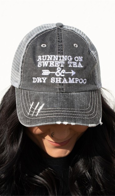 Running on Sweet Tea and Dry Shampoo - orangeshine.com