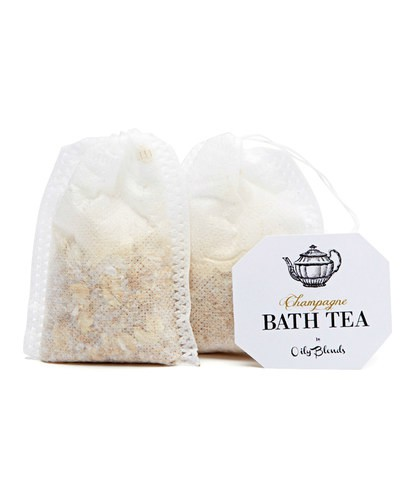 Champagne Bath Tea 2 Pack - orangeshine.com
