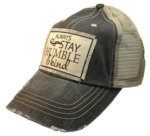 Always Stay Humble and Kind Trucker  - orangeshine.com