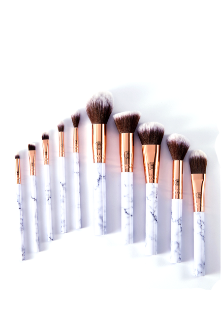 LURELLA Marble Brush Set - orangeshine.com