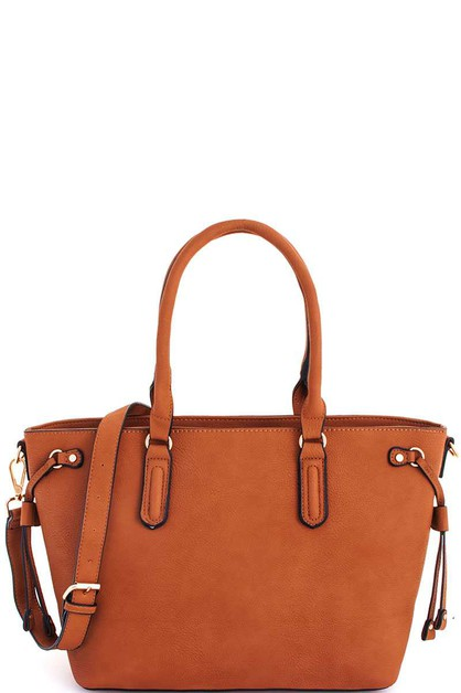 2in1 Modern Chic Shopper - orangeshine.com