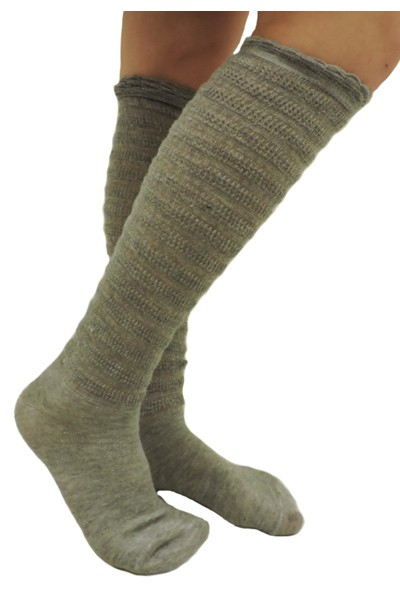 Ruffle Boot Socks - orangeshine.com