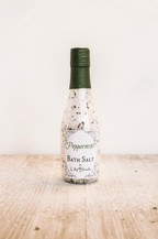 Peppermint Essential Oil Bath Salt - orangeshine.com
