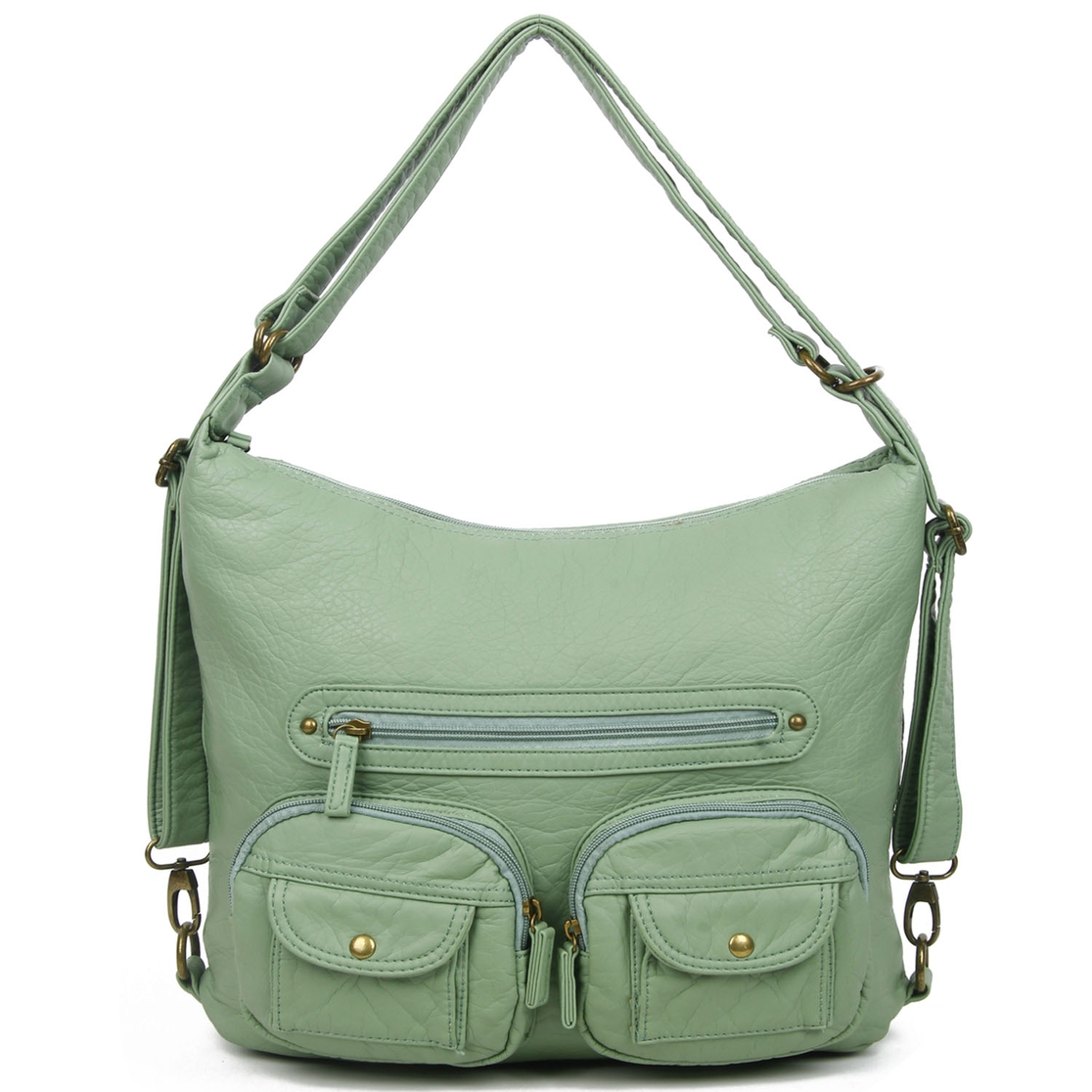 Convertible Crossbody Backpack - orangeshine.com