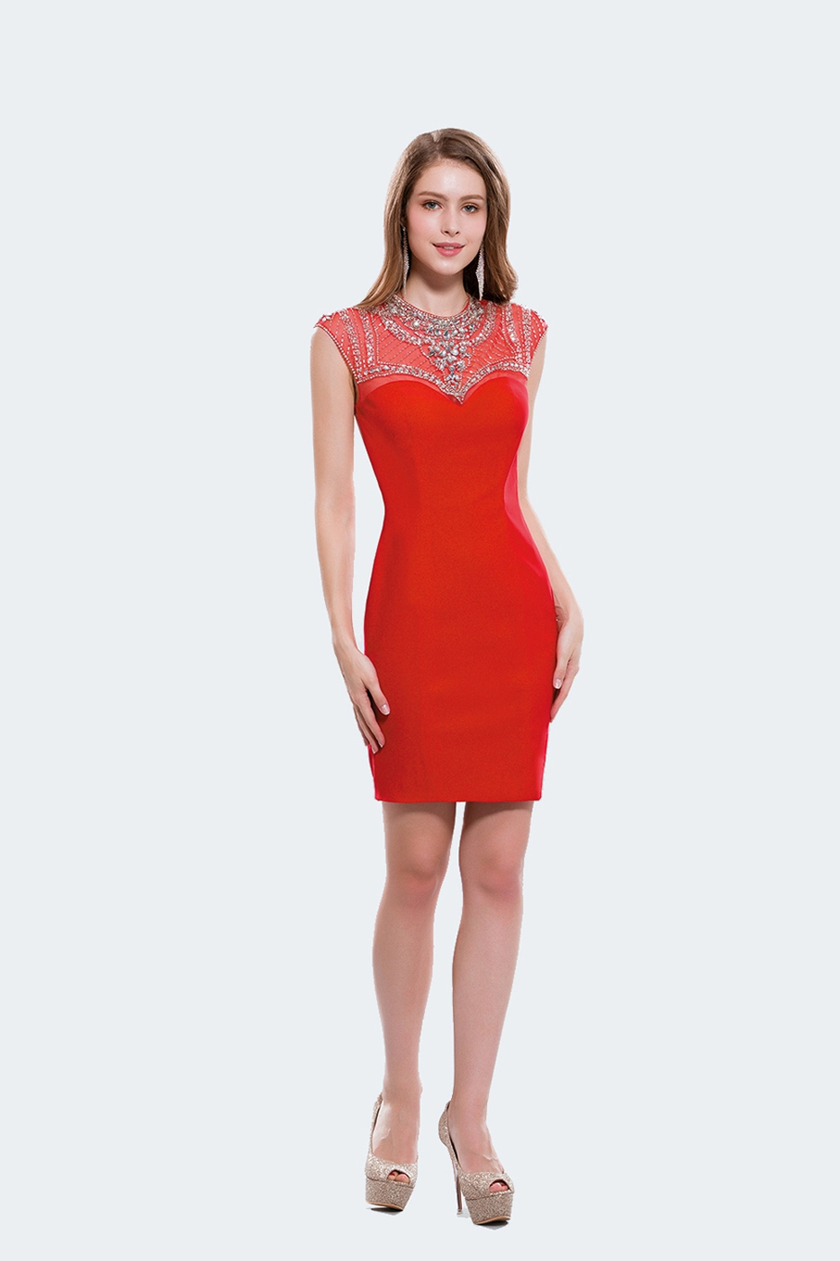cocktail Short dress - orangeshine.com