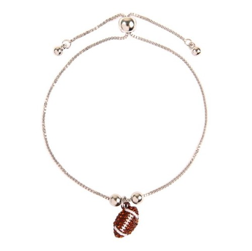 FOOTBALL SPORTS SLIDE BRACELET - orangeshine.com