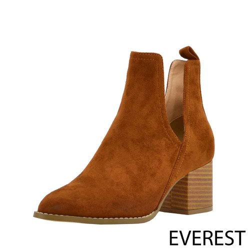 BLOCK HEEL BOOTIES - orangeshine.com