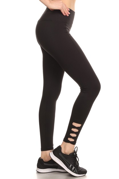 High Waist Sport Leggings Yoga Pants - orangeshine.com