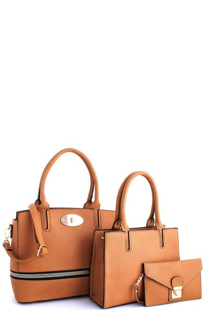 Modern Chic Stylish Satchel  - orangeshine.com