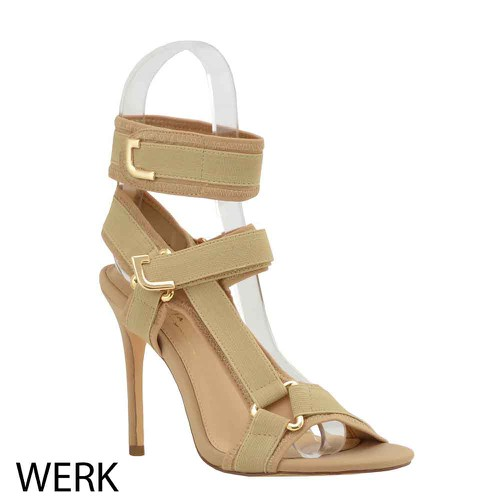 HIGH HEEL SINGLE SOLE SANDAL - orangeshine.com