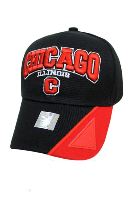 Chicago Cap - orangeshine.com