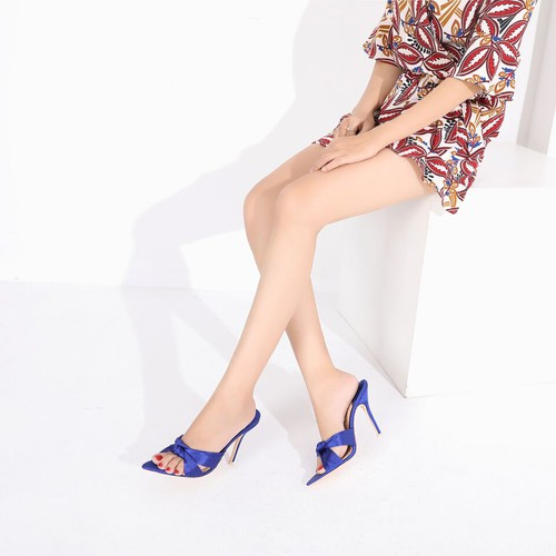 Butterfly heel sandals - orangeshine.com