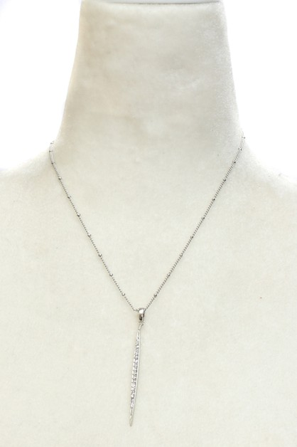 Cubic Zirconia NECKLACE  - orangeshine.com