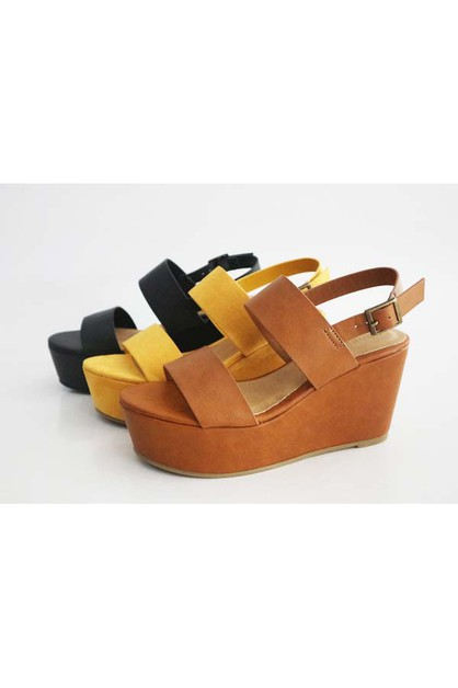 wedge sandal - orangeshine.com