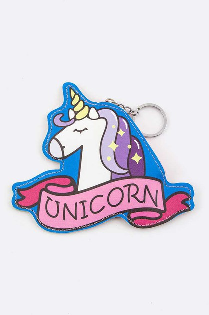 Unicorn Coin Purse - orangeshine.com