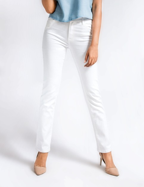 Womens Stretch Denim Pants - orangeshine.com
