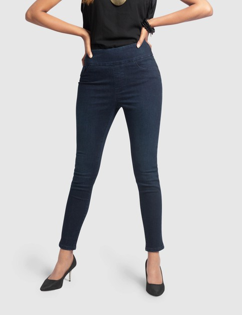 Womens Stretch Denim jegging Pants - orangeshine.com