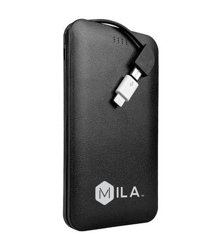 MILA 5000 mAh Single USB Power Bank - orangeshine.com