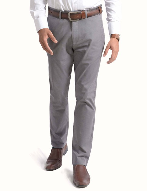 Haruto Slim Fit Stretch Chinos - orangeshine.com