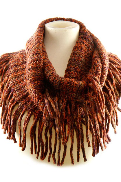 Infinity Scarf 4 colors - orangeshine.com