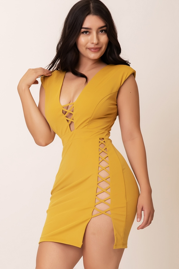 MINI DRESS - orangeshine.com
