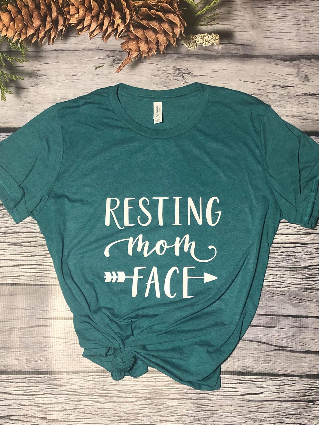 Resting Mom Face - orangeshine.com