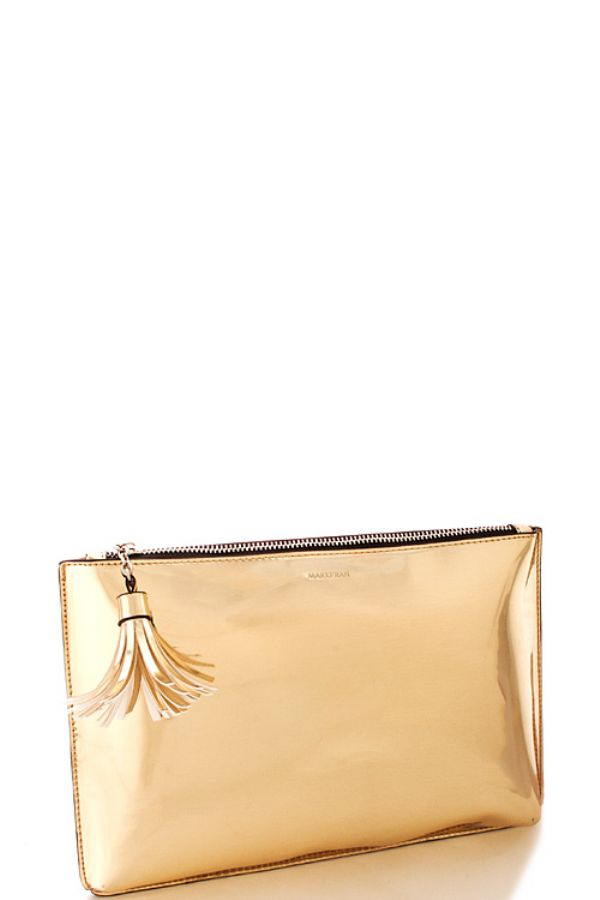 Princess Reflexion Two Color Clutch  - orangeshine.com