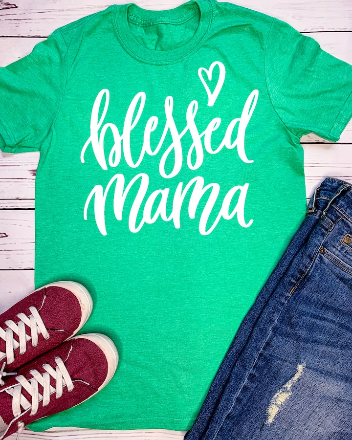 Blessed Mama - orangeshine.com