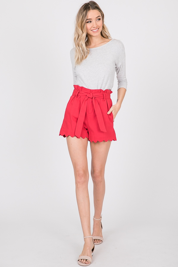 SCALLOP SHORTS - orangeshine.com