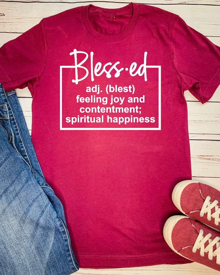 Blessed - orangeshine.com