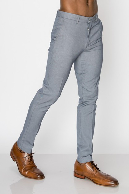 Mens Skinny Dress Pants - orangeshine.com