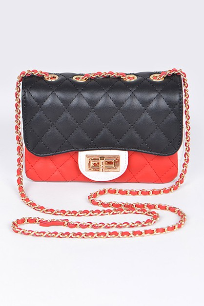 Treasure Fashionable Clutch - orangeshine.com