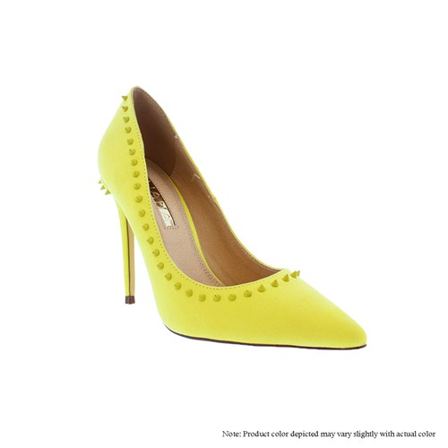 Stiletto High Heels Pointed Toe Pump - orangeshine.com