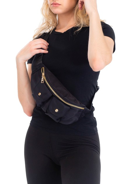 Pouch Pocket Fanny Bag - orangeshine.com