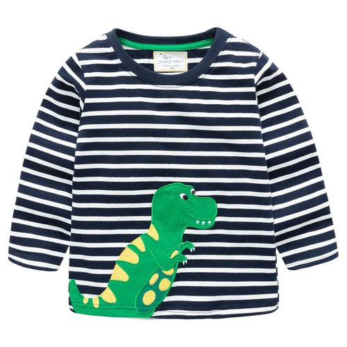 Boys  Applique T shirt  - orangeshine.com