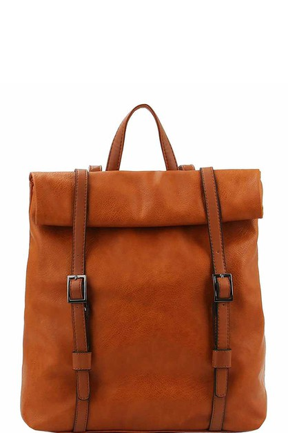 FASHION STYLISH CHIC BACKPACK  - orangeshine.com